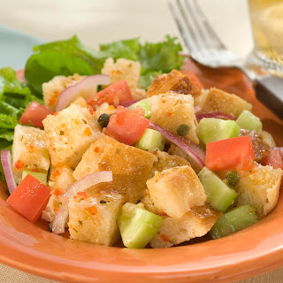 Tuscan Bread Salad Recipes