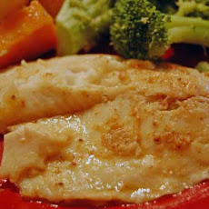 Garlic Lime Tilapia
