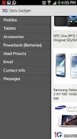 Screenshot of Satu Gadget DOT COM