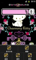 Screenshot of SANRIO CHARACTERS Theme4