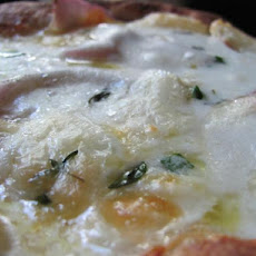 Quattro Formaggi (Four Cheese Pizza)