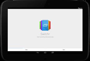 Screenshot of Switchr Pro Key