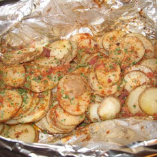 Hot-Off-The-Grill-Potatoes (Foil Wrapped)