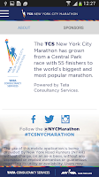 Screenshot of TCS NYC Marathon