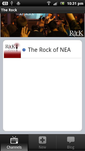 The Rock of NEA