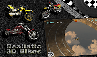 Screenshot of Bike Race Free - Real Racing