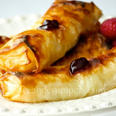 Kunafah Rolls – Guest post by Nazneen of Coffee and Crumpets