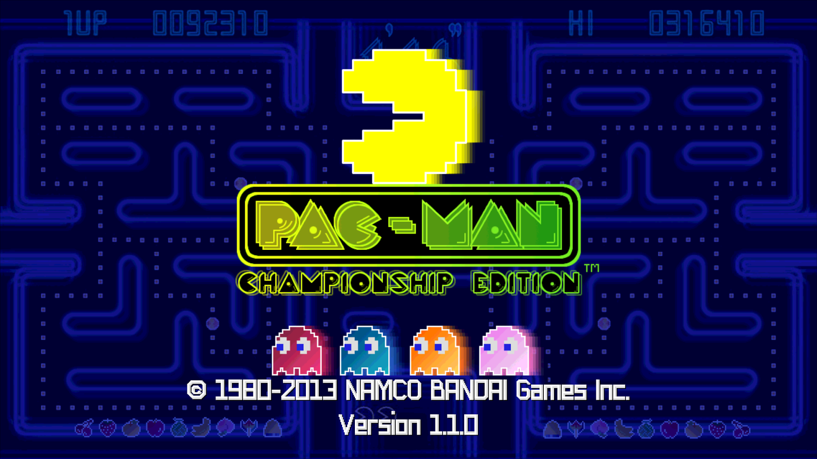 PAC-MAN Championship Edition Screenshot