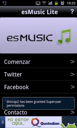 esMusic Lite