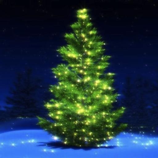 Christmas Music Tree Playlist