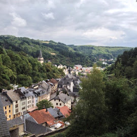 Luxemburg by Katrina Freed - Travel Locations Landmarks ( countryside, europe, village )