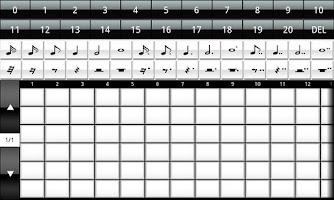 Screenshot of Sense Guitar (Finger Style)