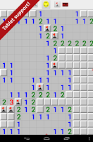 Screenshot of Minesweeper for Android