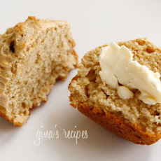 Whole Wheat Irish Soda Bread Muffins
