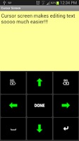 Screenshot of Big Buttons Keyboard Deluxe