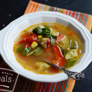 Fire Roasted Vegetable Soup Recipes