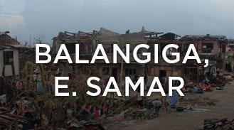 Balangiga, Eastern Samar