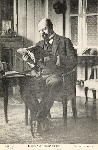 Émile Vandervelde