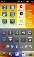 Screenshot of Elixir 2 - Widgets