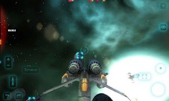 Screenshot of No Gravity