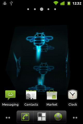 honeycomb-3d for android screenshot