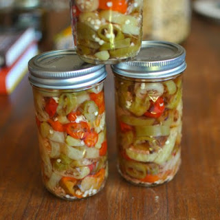 Canning Hot Peppers Recipes
