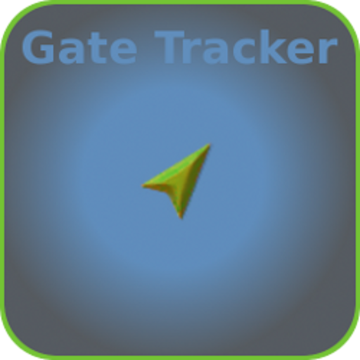 Gps Tracker Gate(Free) 旅遊 App LOGO-APP開箱王
