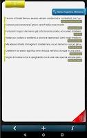 Screenshot of Aforismi d'Autore e Citazioni