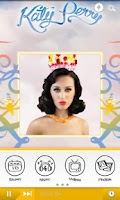 Screenshot of Katy Perry