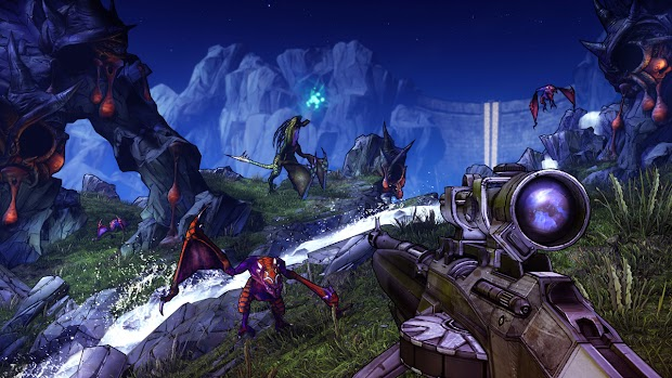 Borderlands 2 now shipped 9 million units