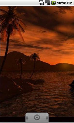 Tropical Sunset LWP