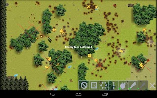 Screenshot of Warfare & Havoc