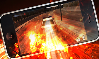 Screenshot of Police Car Hot Pursuit