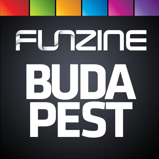 旅遊必備App|FUNZINE Budapest LOGO-綠色工廠好玩App