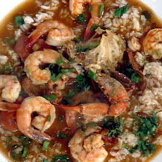 Mr. John's Chorizo and Seafood Gumbo