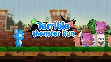 Screenshot of Terrible Monster Run
