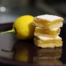 Old-Fashioned Lemon Bars