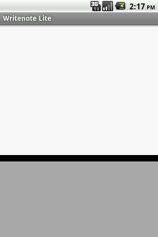 【免費工具App】Writenote Lite-APP點子