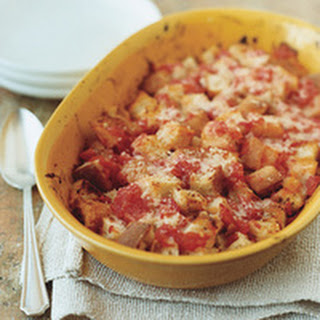 Baked Tomato And Bread Casserole Recipes