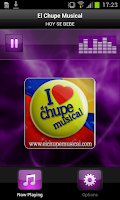 Screenshot of El Chupe Musical