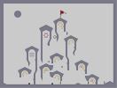 Thumbnail of the map 'Cardboard Replica: Castle Dracula'