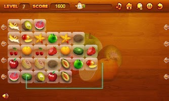 Screenshot of Fruits Link 3