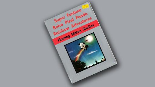 Super Funtime Retro PixelPanda