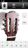 Screenshot of guitar pal Guitar Tuner&Chords