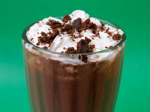 Spiked Thin Mint Milkshake Recipe | Yummly