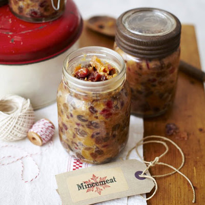 Cranberry Jewelled Mincemeat