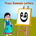 Trace Kannada Alphabets Kids icon