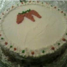 Awesome Carrot Cake with Cream Cheese Frosting
