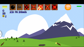 Screenshot of Castle Wars Cannon Valley