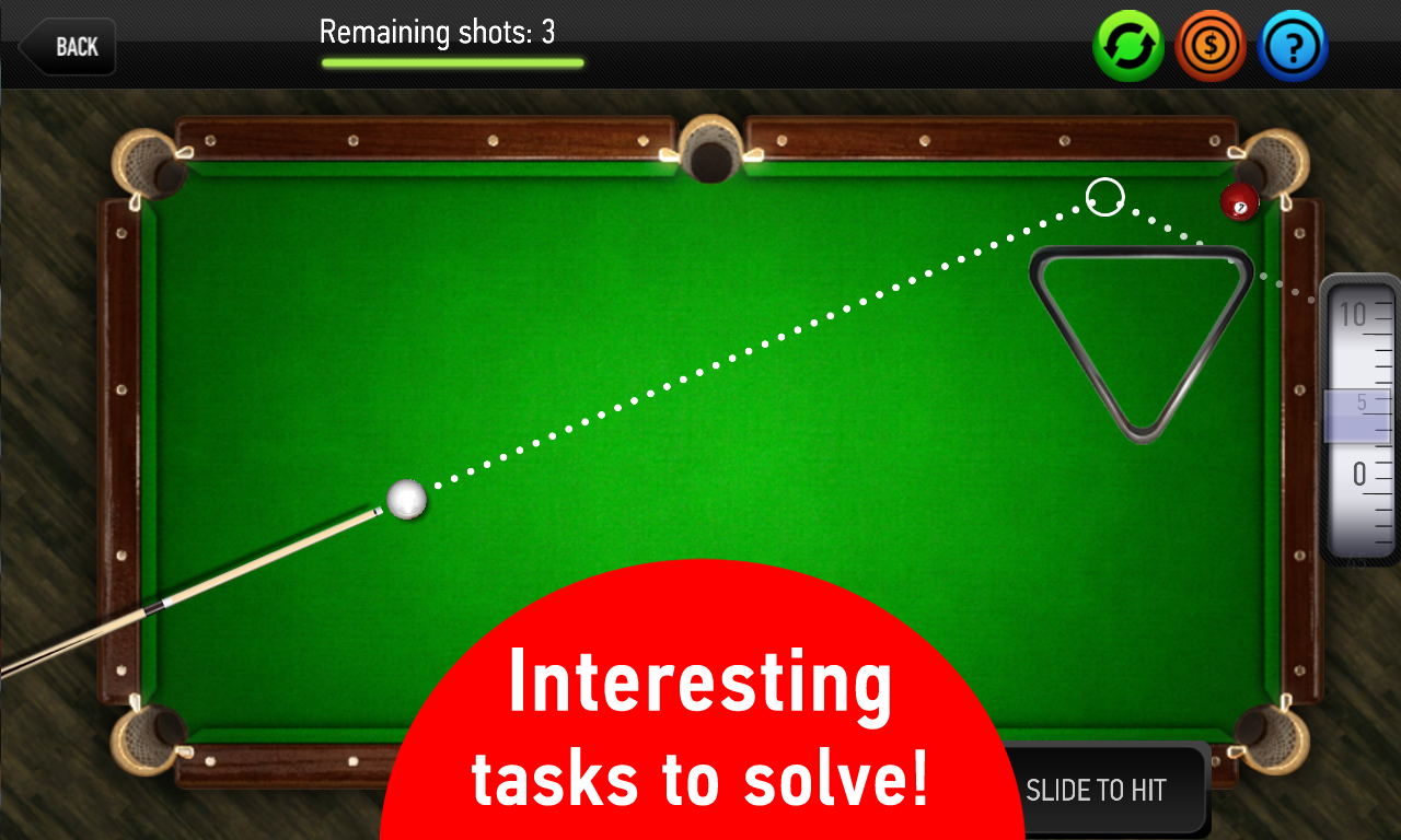 Pool World Tour Screenshot 1